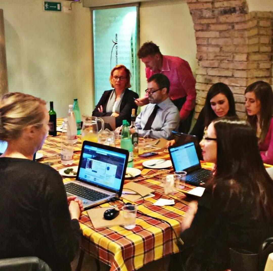 Internationale-linkedin-training-in-Rome